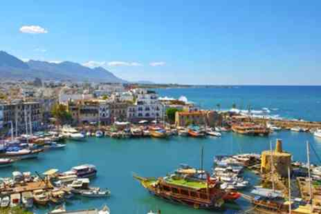 Cyprus Paradise - Kyrenia Harbour holiday including flights and transfers - Save 0%