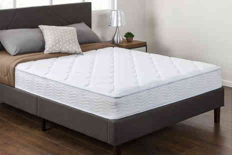 Dream Foam - Dream Foam memory sprung mattress choose from six sizes - Save 84%