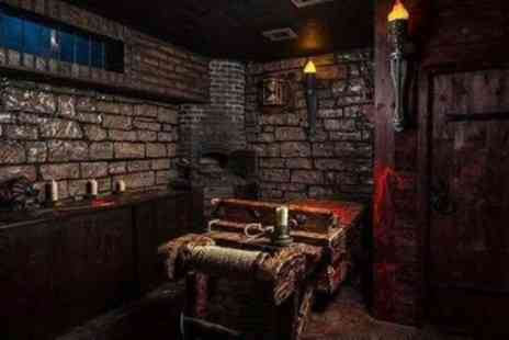 London Escaped - Off Peak or Peak Time Escape Room Game for Six - Save 62%
