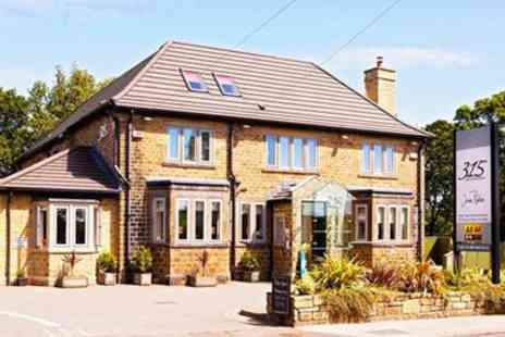 The White Horse Company - 2 AA Rosette lunch for 2 near Huddersfield - Save 49%