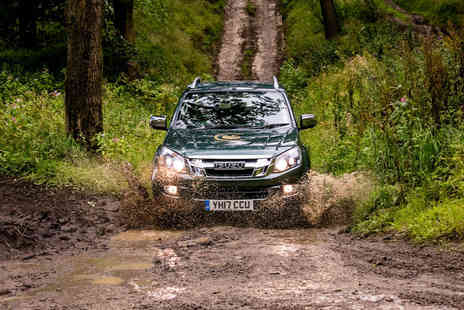 Coniston Off Road Centre - Off road driving taster experience - Save 34%