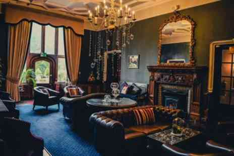 Ruthin Castle Hotel & Spa - Castle Room for Two with Breakfast, Spa Access and Optional Cream Tea or Dinner - Save 46%