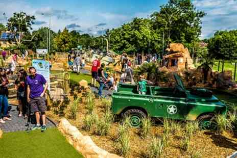 BGL Group Mr Mulligans - 18 Hole Adventure Mini Golf for Child, Adult or Family - Save 30%
