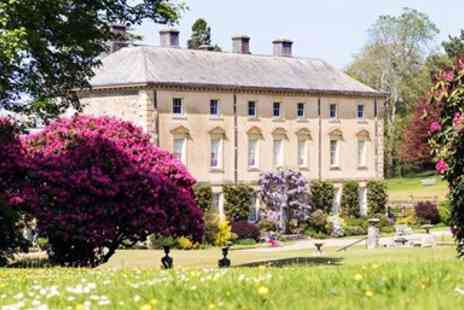 Pencarrow House and Gardens - Entry for 2 to Pencarrow House and Gardens in Cornwall - Save 52%