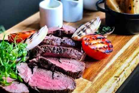 Ashmount Country House - 2 AA Rosette chateaubriand dinner for 2 near Keighley - Save 40%
