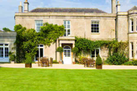 Guyers House Hotel - Wiltshire Stay for Two with Dinner - Save 51%