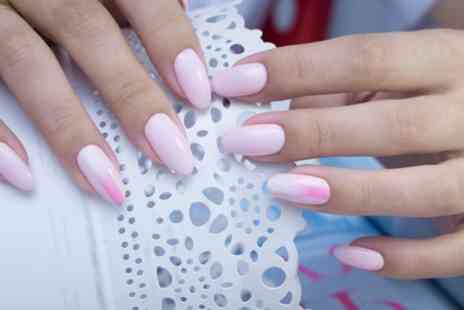 Safi Curley Nails - I Nails Express Acrylic Nail Extensions - Save 53%