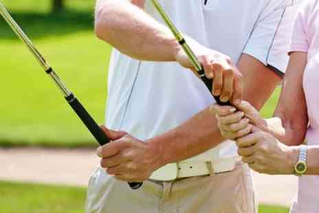 BGL Group - Learn Golf in a Day with Lunch and Refreshments - Save 38%