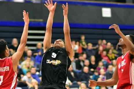 Essex Leopards Basketball Club - Choice of Essex Leopards Fixture on 3, 24 or 31 March - Save 38%