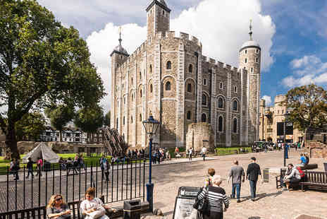 The Four Seasons Hotel - Five Star Visit to Tower of London and The Heritage Afternoon Tea for Two - Save 0%