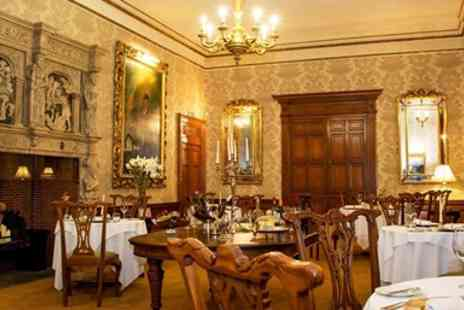 Goldsborough Hall - 2 AA Rosette dinner and bubbly for 2 near Harrogate - Save 48%