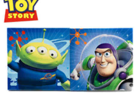 Canvas - Toy Story Buzz Lightyear And Alien Canvas - Save 40%