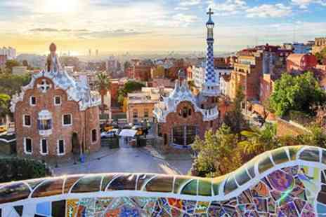 Cruise Nation - Six Nights Mediterranean cruise on new ship with Barcelona stay - Save 0%