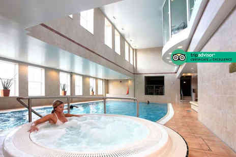 Best Western Premier Yew Lodge Hotel - Overnight stay for two people with breakfast, a two course dinner each, spa access and late check out - Save 40%