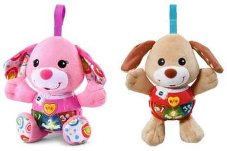 Groupon Goods Global GmbH - One or Two V Tech Little Singing Puppies - Save 0%