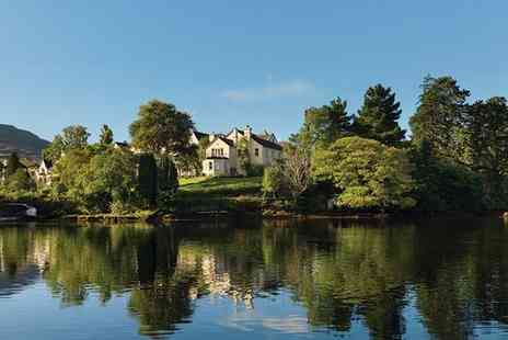 Sheen Falls Lodge - Five Star Emerald Isle Discovery with Outstanding Service for two- Save 0%