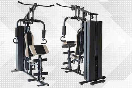 Games & Fitness - Velocity 8309 single station home gym - Save 50%
