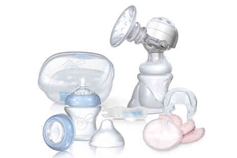 Dream Price Direct - Electric breast pump and steriliser kit - Save 65%