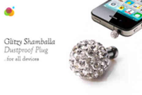 Gift Me Something Special - Shamballa style Phone Accessory Add Some Glamour and Protection to Your Phone One - Save 73%