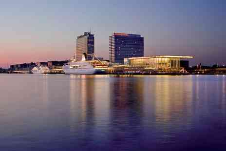 Movenpick Hotels - Four Star Chic Riverside Stay Close to Historical Centre for two - Save 65%