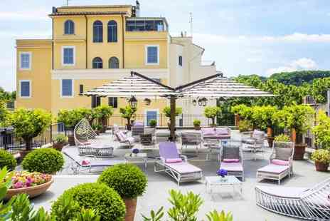 Hotel Ponte Sisto - Four Star Romantic Escape with St. Peters Basilica Views for two - Save 79%