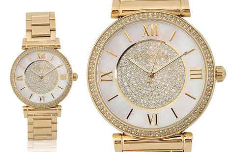 Ticara Watches - Michael Kors Catlin ladies watch - Save 58%