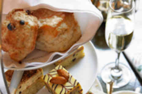 Tophams Hotel - Champagne Afternoon Tea for Two People - Save 58%