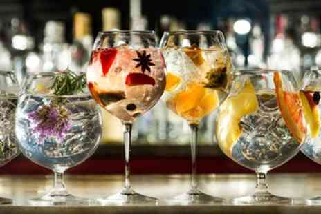 Paradox Heswall - Trio of Gins with Mixers to Share - Save 55%