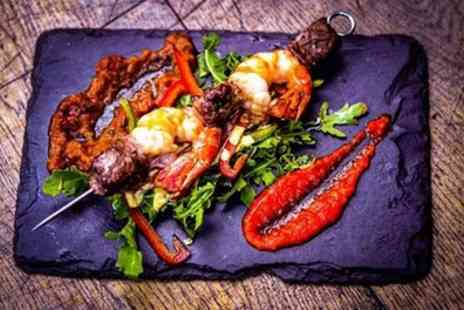 Paradox Heswall - Four Small Plates to Share for Two - Save 47%