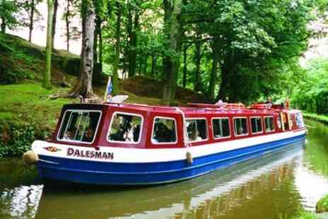 Skipton Boat Trips - Afternoon Tea Cruise - Save 0%