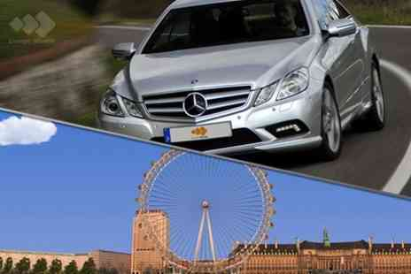 Europe Shuttle - Private Business Transfer London City Airport LCY to Central London - Save 0%