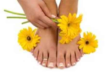 TARA Studio Nails and Beauty - Luxury spa pedicure - Save 69%
