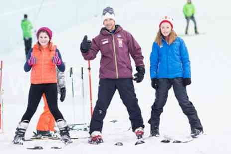 Chill Factore - Ski or Snowboard Level One Lesson for One or Two - Save 81%