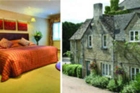 Stratton House Hotel - Two night Cotswolds mini break for two including breakfast - Save 32%