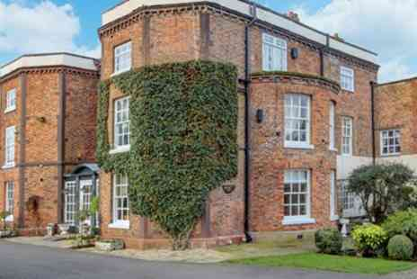 Rossett Hall Hotel - Country stay near Chester with extras - Save 44%