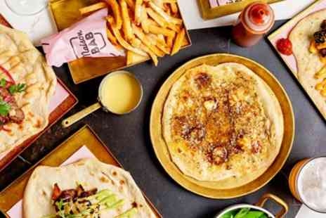 Maison Bab - Mind blowing lunch and drink for 2 - Save 38%