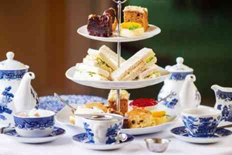 Three Salmons Hotel - Afternoon tea with prosecco for 2 - Save 43%
