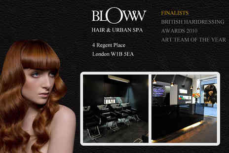 Bloww - £26 for a Cut, Blow Dry & Conditioning Treatment with a Premium Stylist - Save 73%
