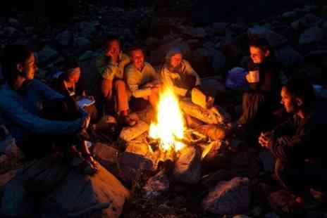 Mountain tours scotland - Campfire Dinner - Save 0%