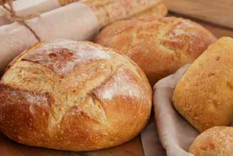 Harts Barn Cookery School - Bread Basics Course for One or Two - Save 52%