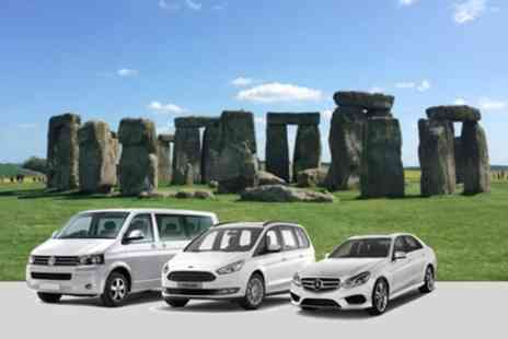 EC Minibus - Southampton Cruise terminal to London Via Salisbury and Stonehenge - Save 0%