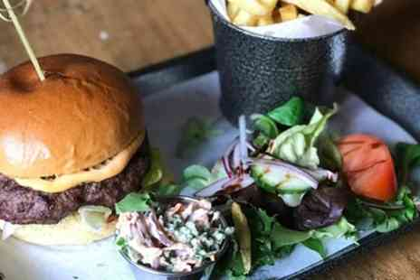 The Lounge - Burgers for Two or Four - Save 52%