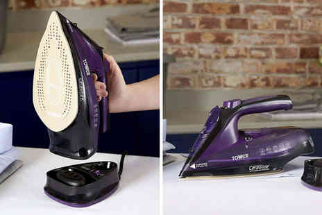 Smart Retail Goods - Two in One steam iron - Save 69%