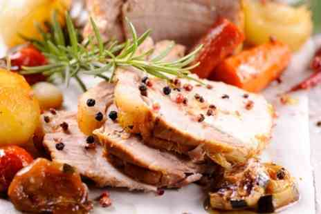 Bennetts Long Eaton - Sunday Roast with Glass of Wine for Two or Four - Save 38%