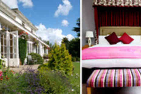Buckerell Lodge Hotel - Two night stay for two in Devon with breakfast - Save 52%