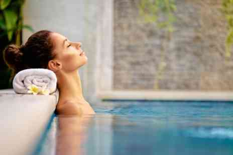 Double Tree by Hilton Strathclyde - Spa Day with Two Treatments and £10 to Spend on Food for One or Two - Save 49%
