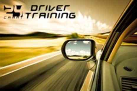 24 Carat Driver Training - 10 Hours of Driving Tuition Including Practical Test and Pass Plus Course - Save 62%