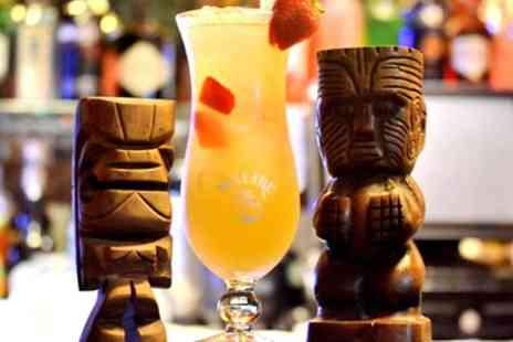Kona Kai - Choice of Three or Six Cocktails - Save 56%
