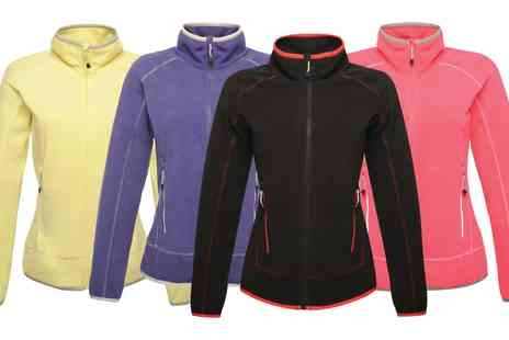Groupon Goods Global GmbH - Regatta Womens Ashmore Zip Fleece - Save 0%