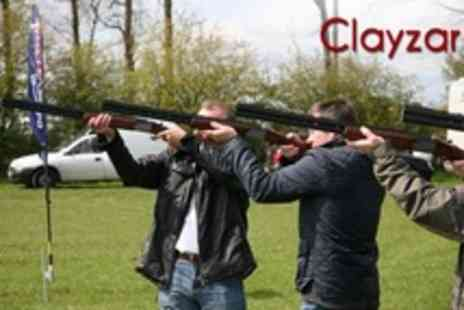 Clayzar - One Hour of Laser Clay Pigeon Shooting For One - Save 67%